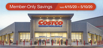 April 2020 Costco Coupon Book