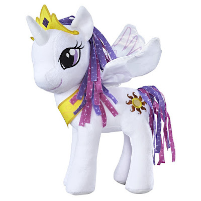 Princess Celestia Feature Wings Plush