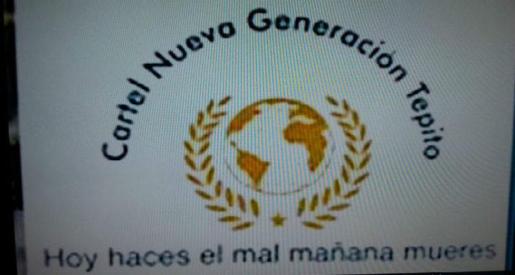 """Aparece el """"Cártel Nueva Generación Tepito"""" en la CDMX"""