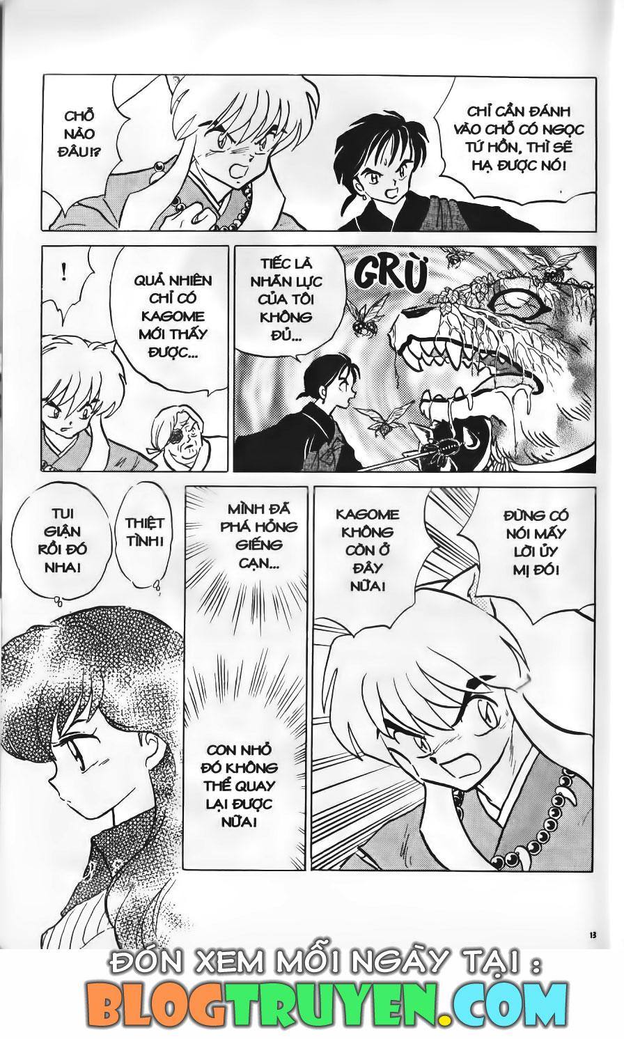Inuyasha vol 08.1 trang 12