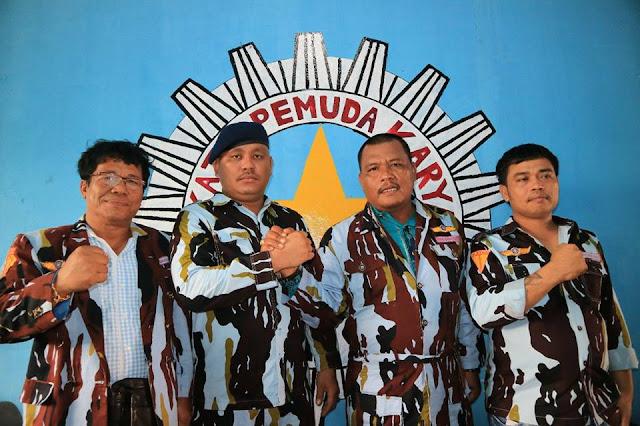"""Resmi Dilantik """"Hendry Rajagukguk"""" Sebagai Ketua DPD II IPK Batam"""