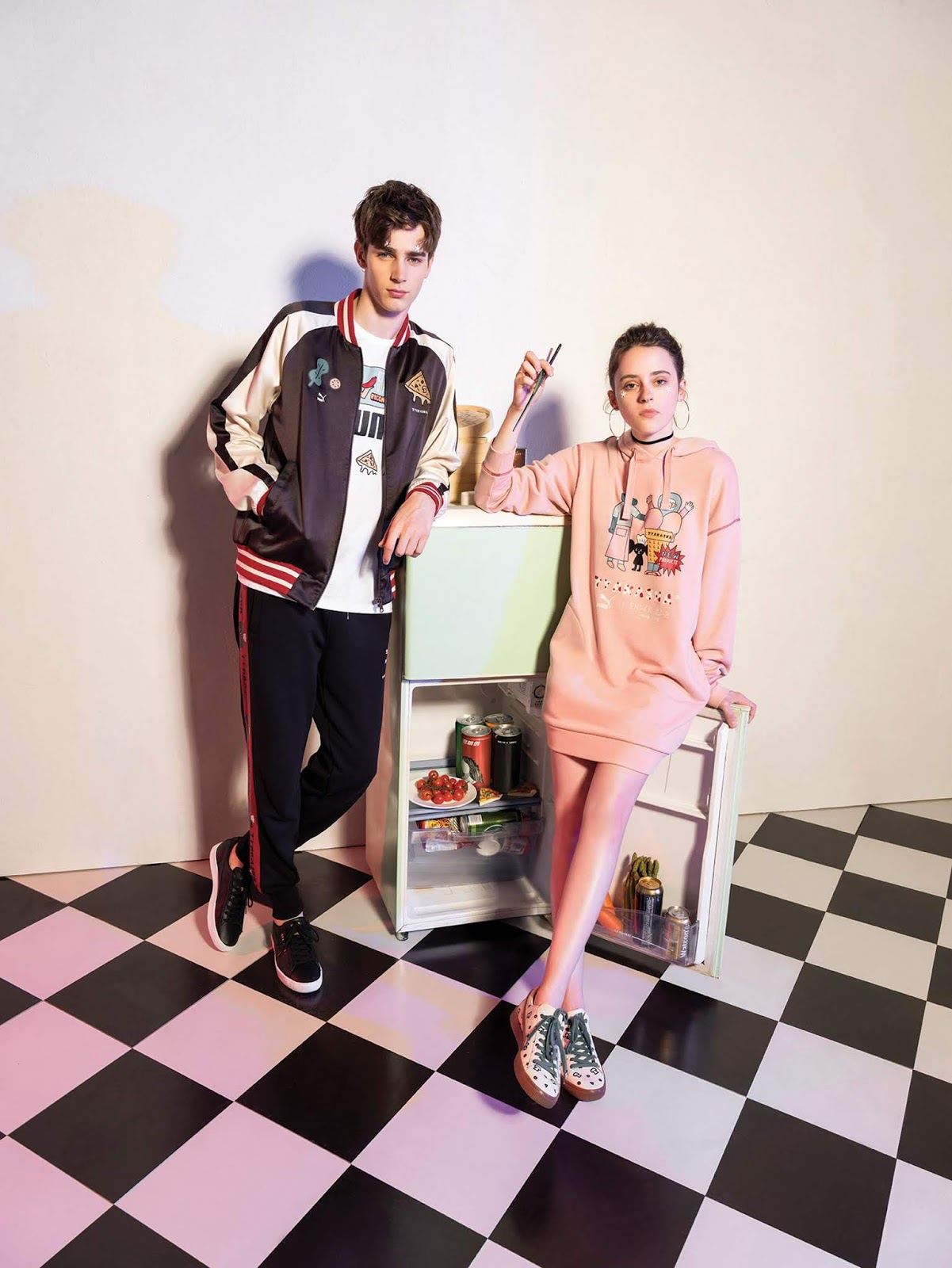 Swag Craze  First Look  PUMA x TYAKASHA Debut Collection 8f1e3acdf