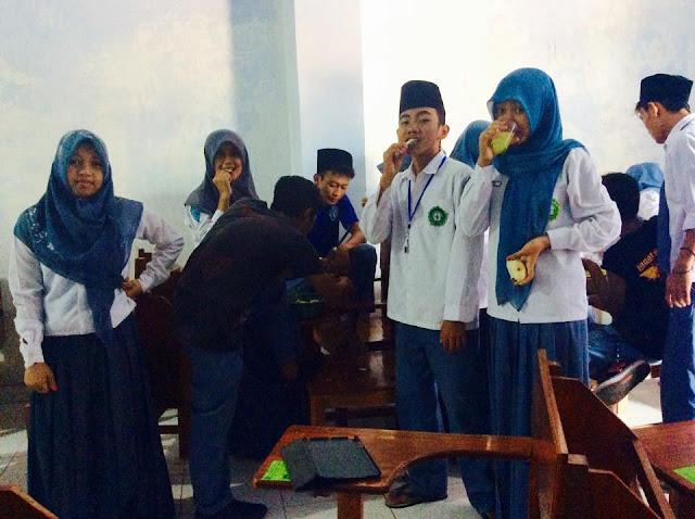 Syukuran Kelas