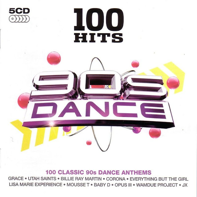 Download [Mp3]-[Super Hit] 100 Greatest Dance Hits of the 90's (2016) 4shared By Pleng-mun.com