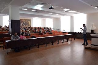 Майстер-класи на теми працевлаштування в рамках Х Ярмарку вакансій