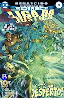 DC Renascimento: Liga da Justiça #25