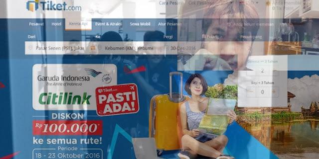 Otak Peretas Situs Jual-Beli Tiket Online Tertangkap di Tangerang