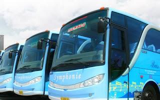 Rental Bus Pariwisata Symphonie, Rental Bus Pariwisata
