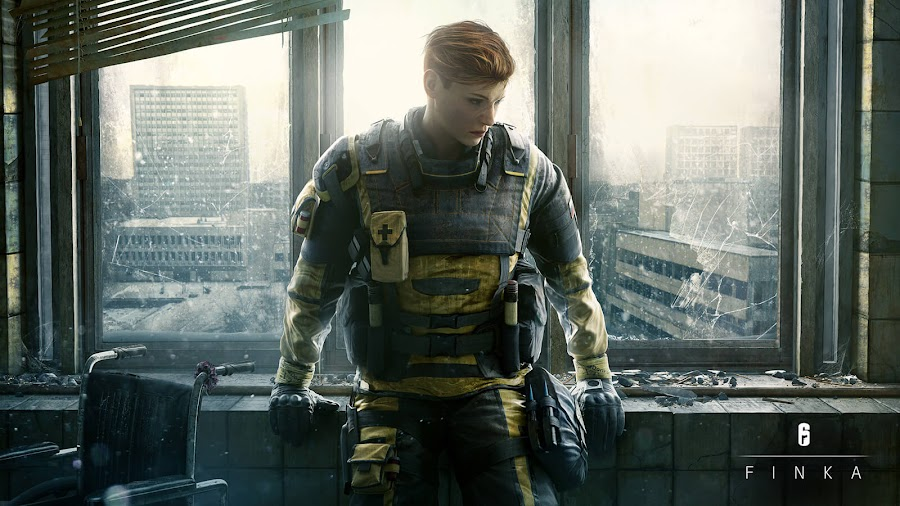 rainbow six siege operation chimera operator finka