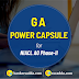 NIACL AO Mains - GA Power Capsule 2019 | Download PDF