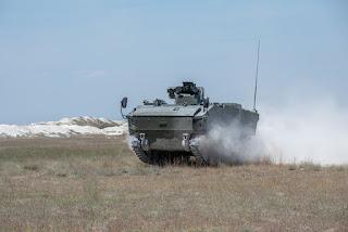 Kendaraan Anti-Tank Kaplan ATVS