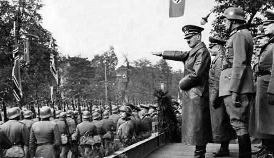 حدث في مثل هذا اليوم:هتلر يجتاح بولندا و يشعل الحرب العالمية الثانية