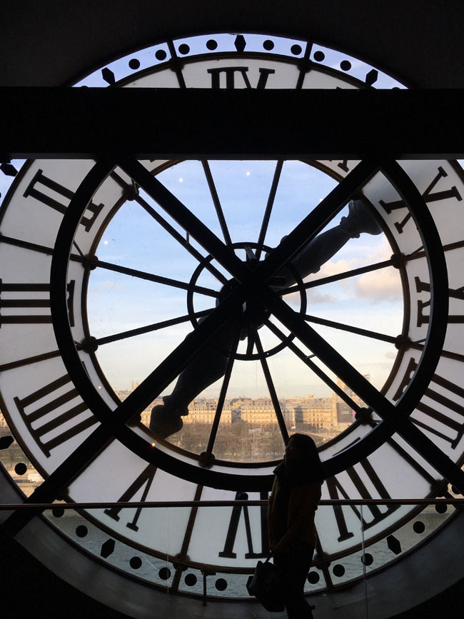 Most Instagrammable Places in Paris - Musee d'Orsay