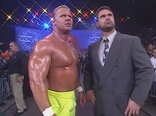 WCW Spring Stampede 1998 - Curt Hennig & Rick Rude