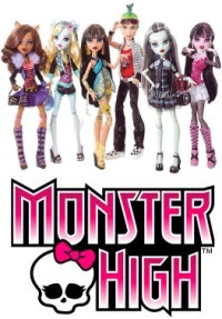 Monster High le film