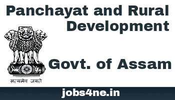 Panchayat-and-Rural-Development-Assam-Recruitment