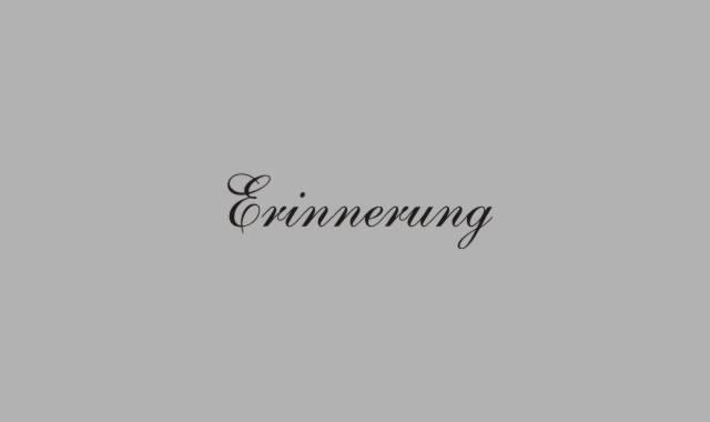 Gedichte Erinnerung Trauer Gedichte Verse Und Trauerspruche Zum