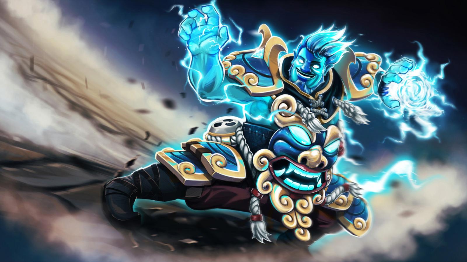 Dota 2 Storm Spirit Download
