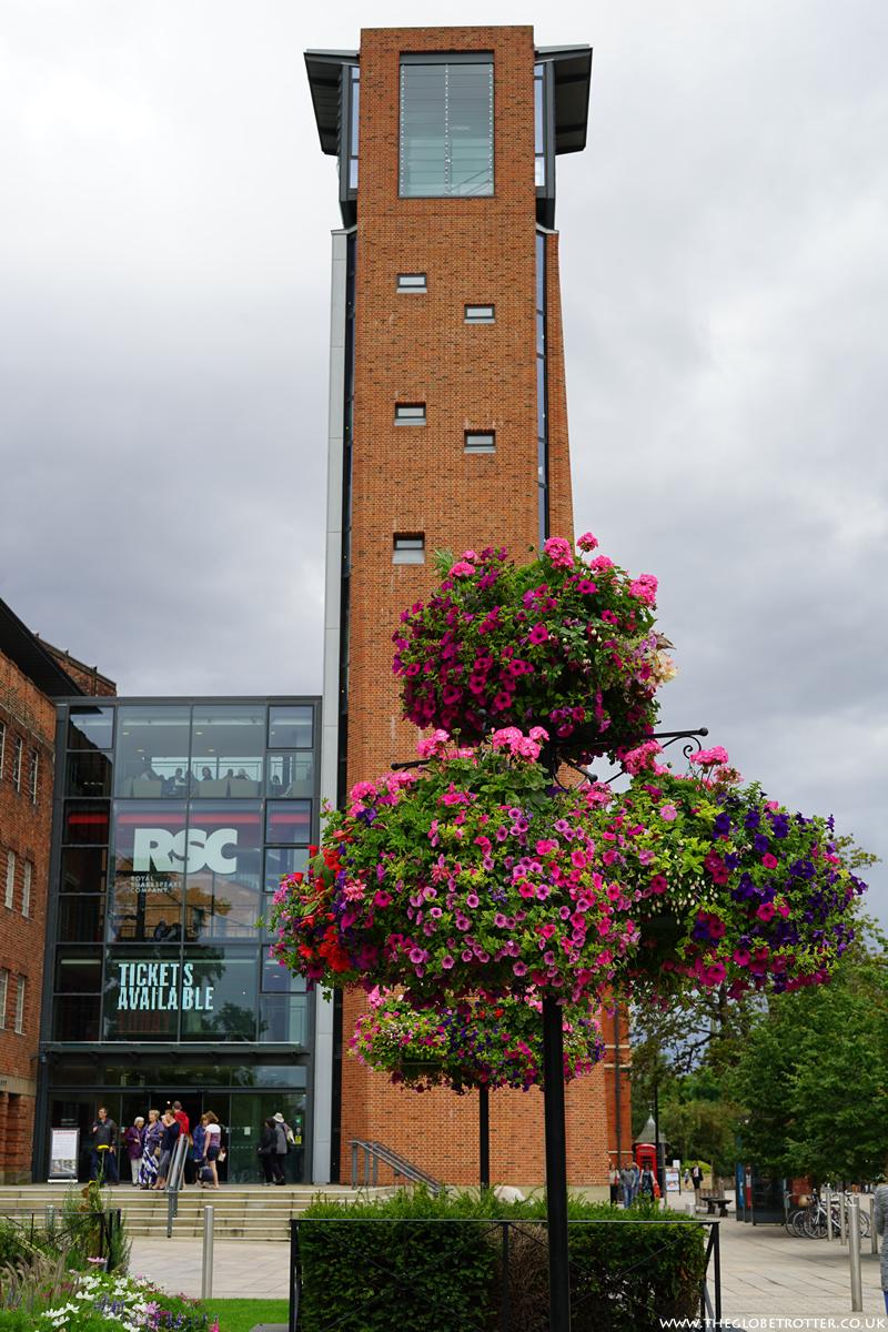 Royal Shakespeare Company in Stratford upon Avon