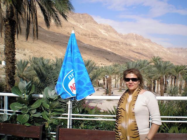 Эйн-Геди, Израиль, 2006