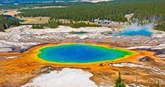 Yellowstone Eruption Disaster