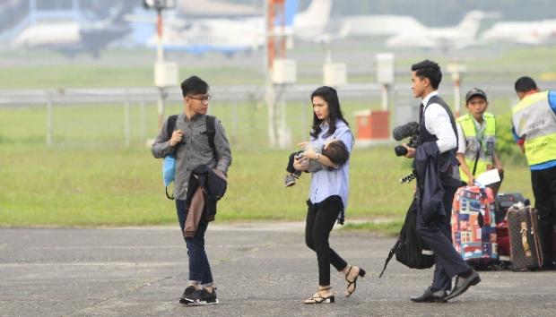 Istana: Keluarga Jokowi Ikut ke Luar Negeri Pakai Biaya Pribadi