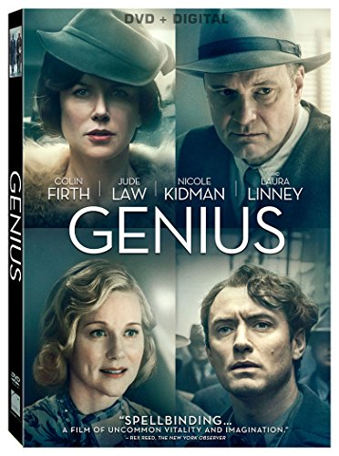 Genius 2016 English 720p BRRip 950MB ESubs