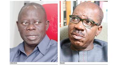 Idahagbon, Adodo, Inegbedion, Others, For Obaseki's Cabinet