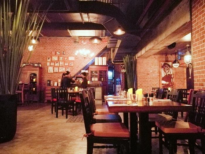 El Gaucho Argentinian Steakhouse in Soi 11