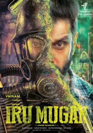 Iru Mugan 2016 HDRip Hindi Tamil Dual Audio 720p Watch Online Full Movie Download bolly4u