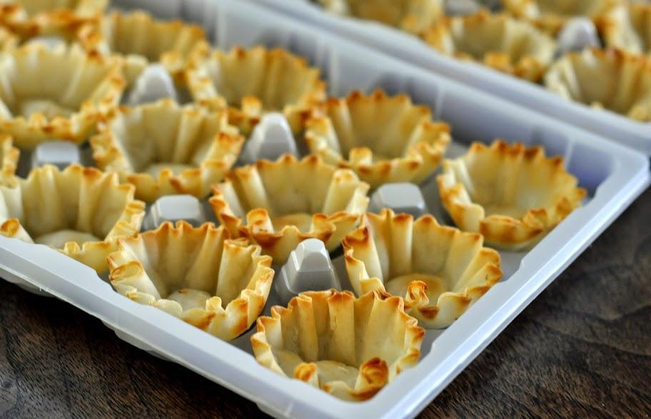 Athens Mini Fillo Shells | Taste As You Go