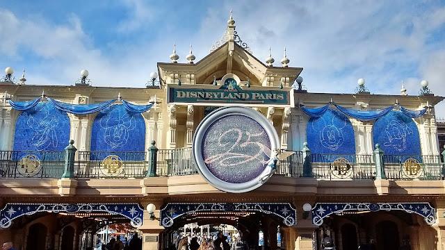 Disneyland Paris Trip Report