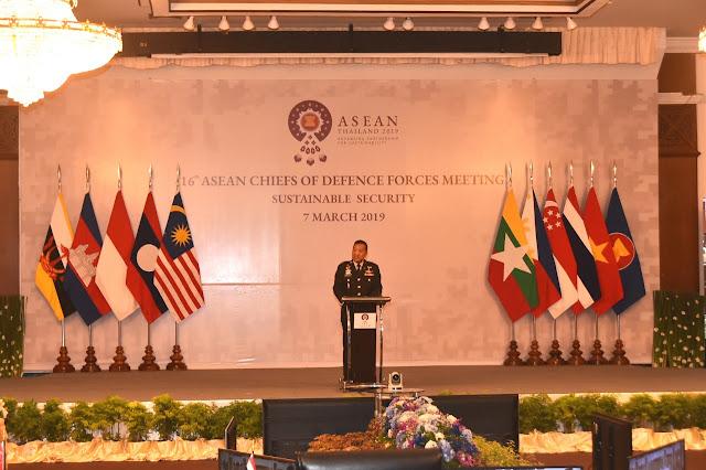 ACDFM Ke 16 Untuk Membangun Kawasan Asean