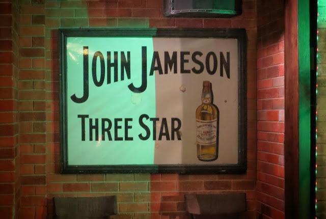 John Jameson Three Star Classic Advertisement