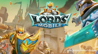 Lords Mobile MOD APK+DATA VIP Features and More 1.25