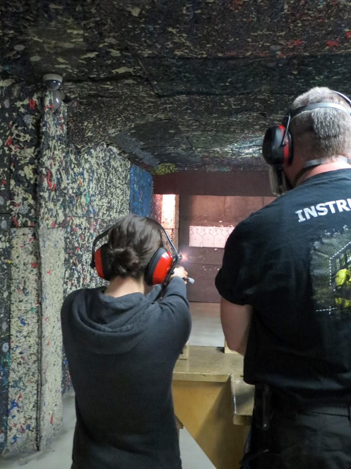 Celeritas shooting club, pistol, rifle, revolver, shooting, range, guns, firing, ak47, desert eagle, budapest, hungary, travel,
