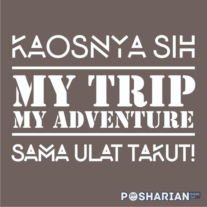 Kumpulan Meme My Trip My Adventure