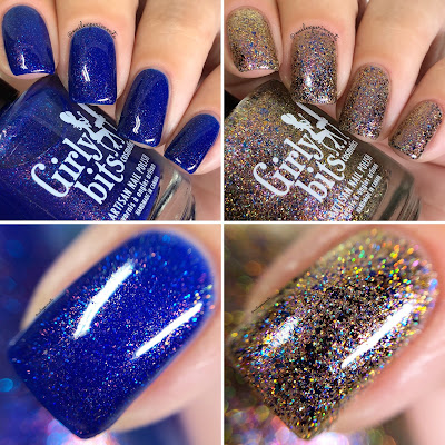 girly bits cosmetics november 2018 colour of the month duo