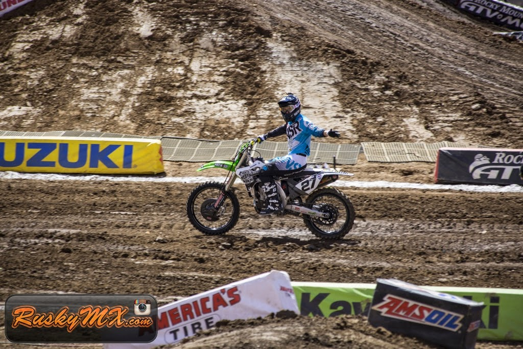 Nick Wey Metlife SX 2015