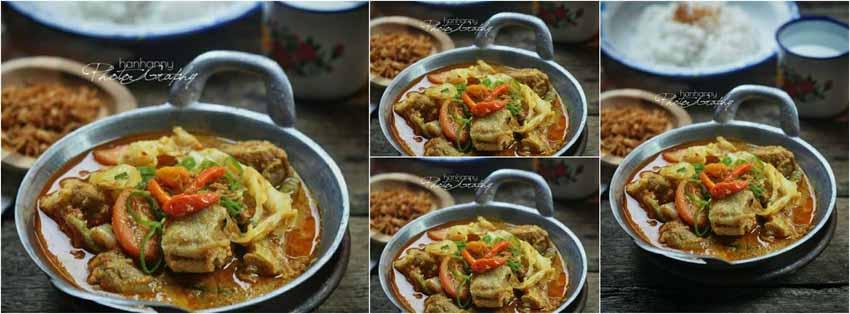 Resep Membuat Tongseng Ayam Santan by Hanhanny
