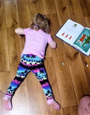 joga z dzieckiem