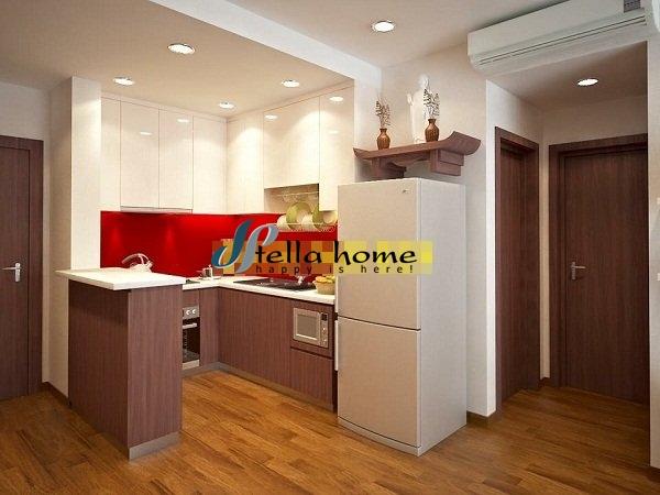 Cho thuê căn hộ Galaxy 9 quận tư mới 100%