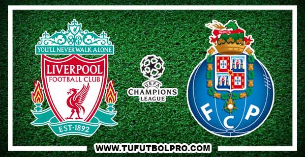Ver Liverpool vs Porto EN VIVO Por Internet Hoy 6 de marzo de 2018