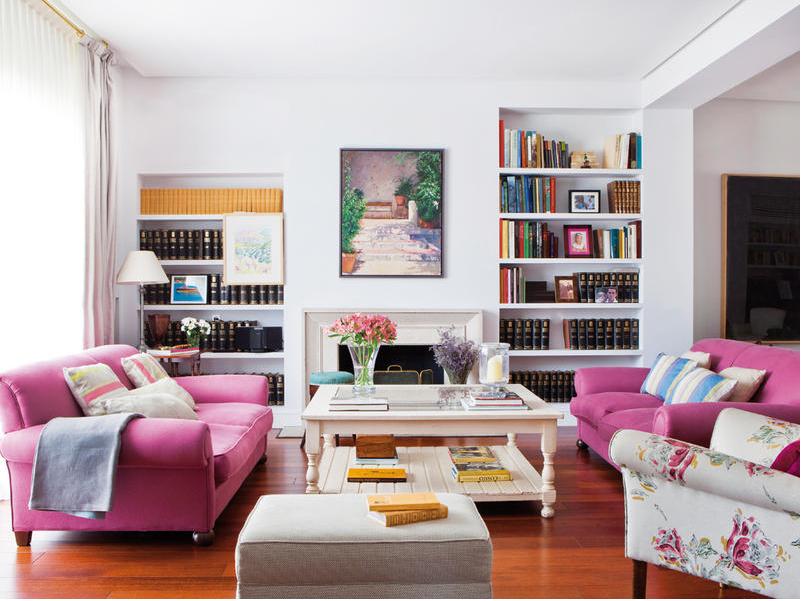 Un hogar clásico renovado
