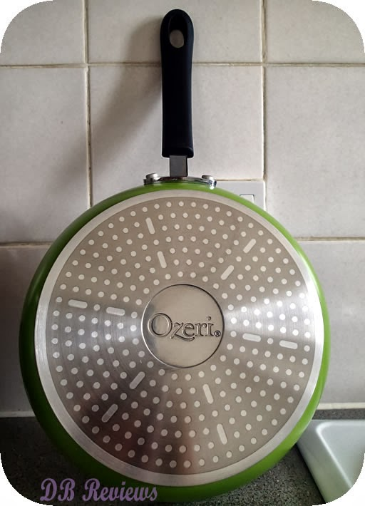 Ozeri Green Earth Frying Pan With Smooth Ceramic Non Stick