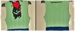 DIY /  sweater refashion / dress / Jak przerobić sweter w sukienkę ołówkową ?