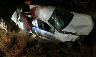 Acidente com veículo da prefeitura de Soledade deixa uma vítima fatal na BR 230