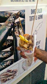 Riomaggiore fish