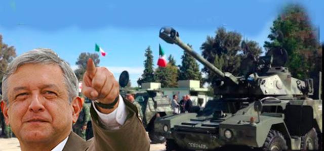 El presidente electo de México tiene problemas en su relación con sus Fuerzas Armadas Screen%2BShot%2B2018-11-17%2Bat%2B06.03.25