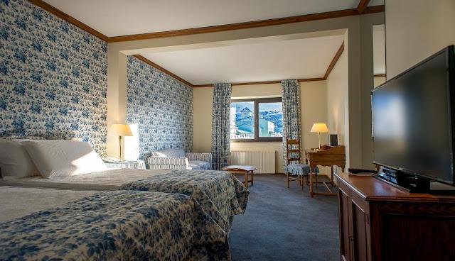 Quarto do Las Hayas Ushuaia Resort